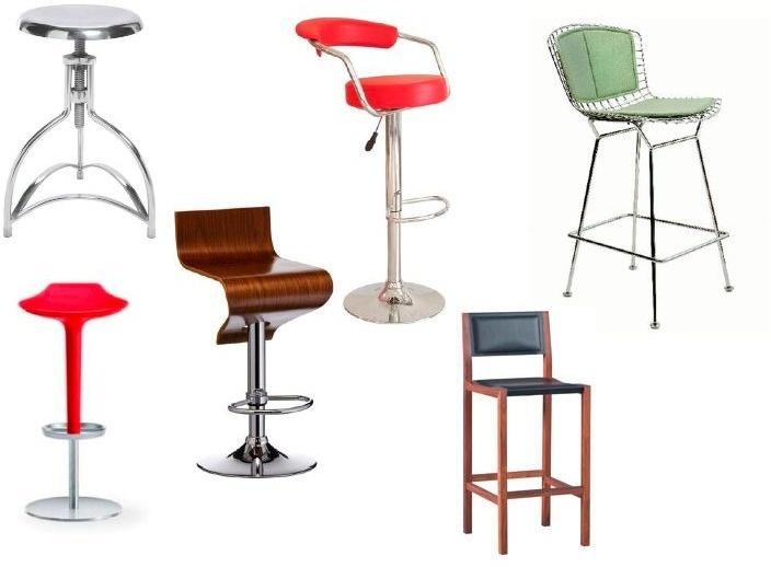 Funky and totally retro - our range of Bar Stools - Quick Shop: Bar Stools - Furnish.co.uk