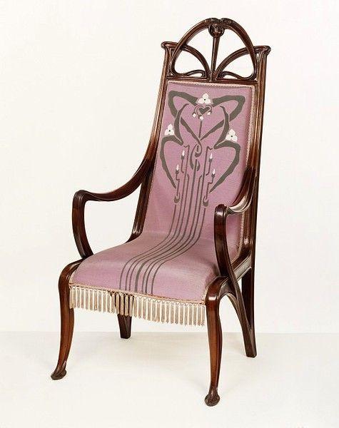 Style Guide Art Nouveau Furnish Co Uk