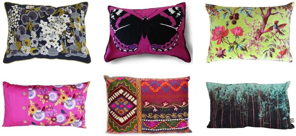 Editors Choice Colourful Cushions Furnish Co Uk