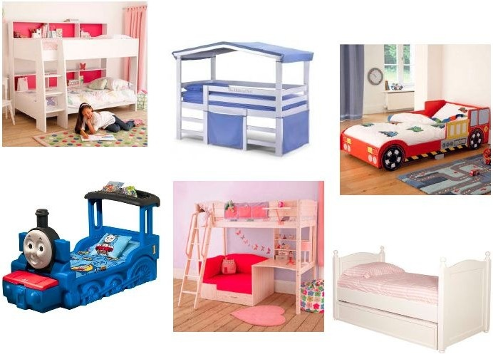 Fun Kids Bunk Beds