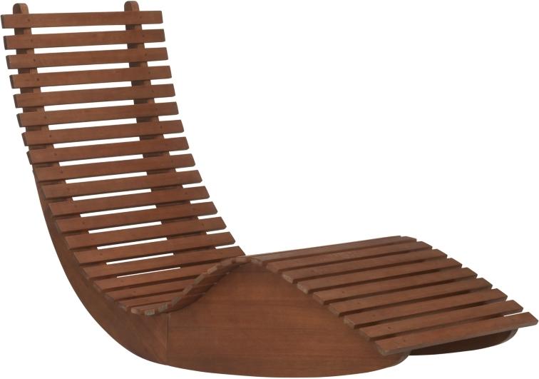 Eucalyptus Rocker Lounger   199  from John Lewis. The Buyer s Guide to Garden Furniture   furnish co uk