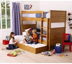 beds and bunk