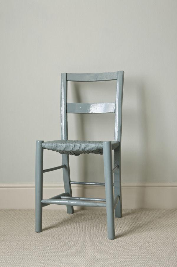 Green Wooden Kitchen Chairs