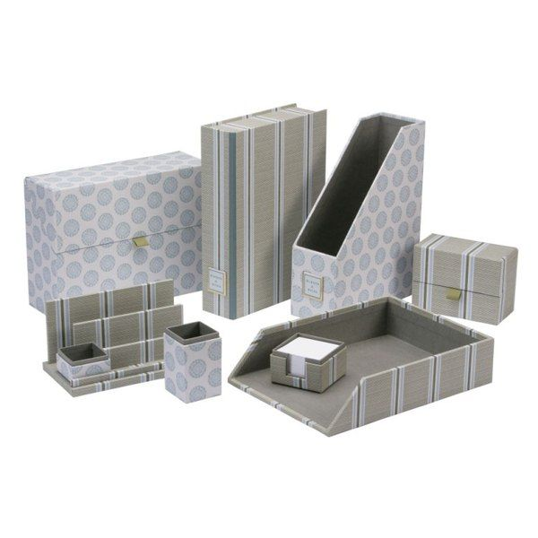 andrei desk accessories from harris jones