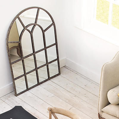 Arched Window Mirror From Graham Amp Green Furnish Co Uk