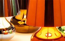 Table and bedside lamps