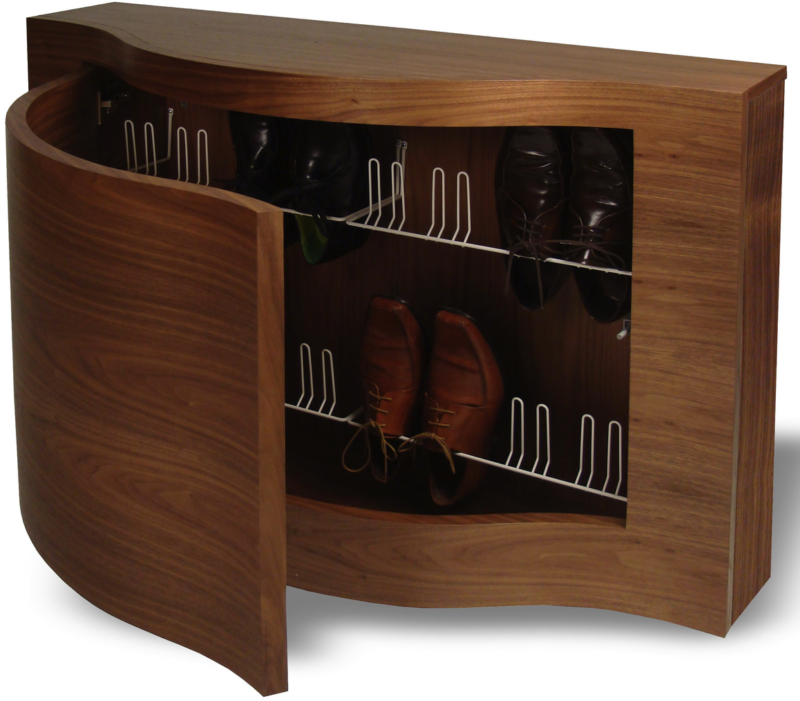 Verve shoe tidy and storage