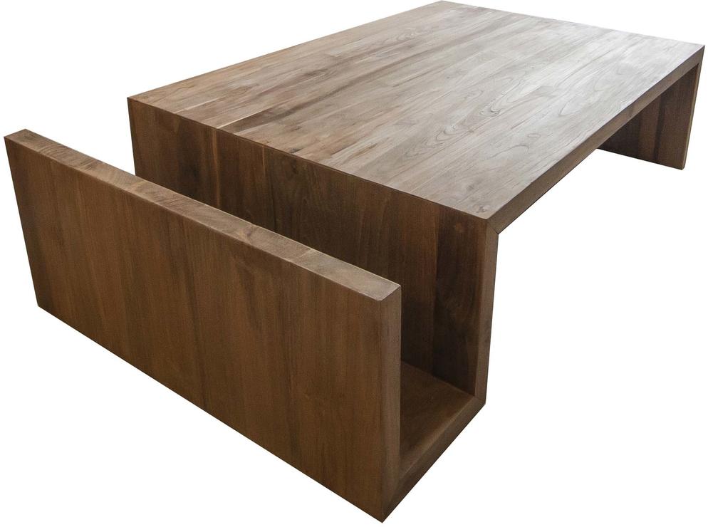 Kutamara Reclaimed Wood Coffee Table Coffee Tables