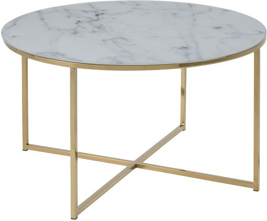 Alismar Round Coffee Table