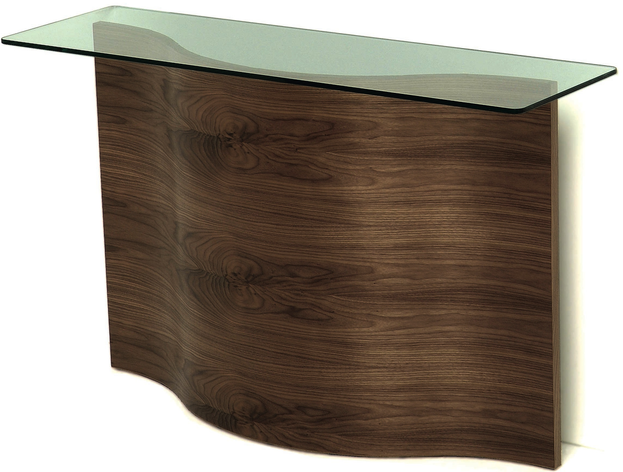 slim console table tom schneider wave console table console tables