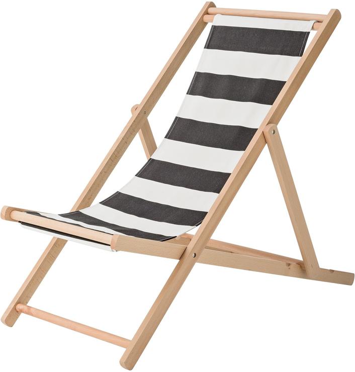 Bloomingville Deck Chair Stripe Kit Succulent