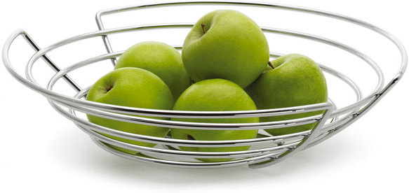 Blomus Wires Fruit Bowl 36cm Decorative Bowls