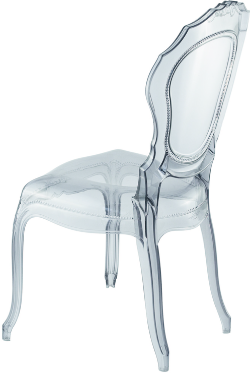 Ameline Acrylic Chair - Colours image 3