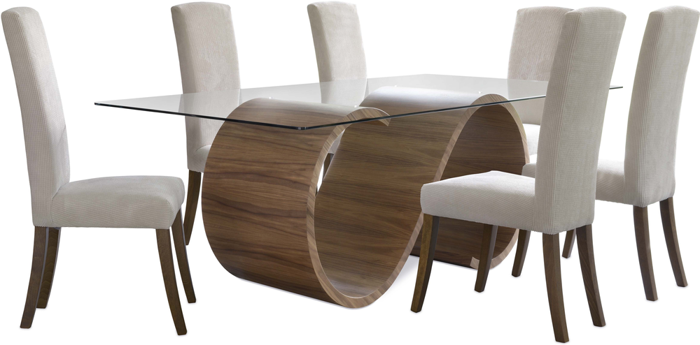 Tom schneider swirl dining table dining tables - Dining table images ...
