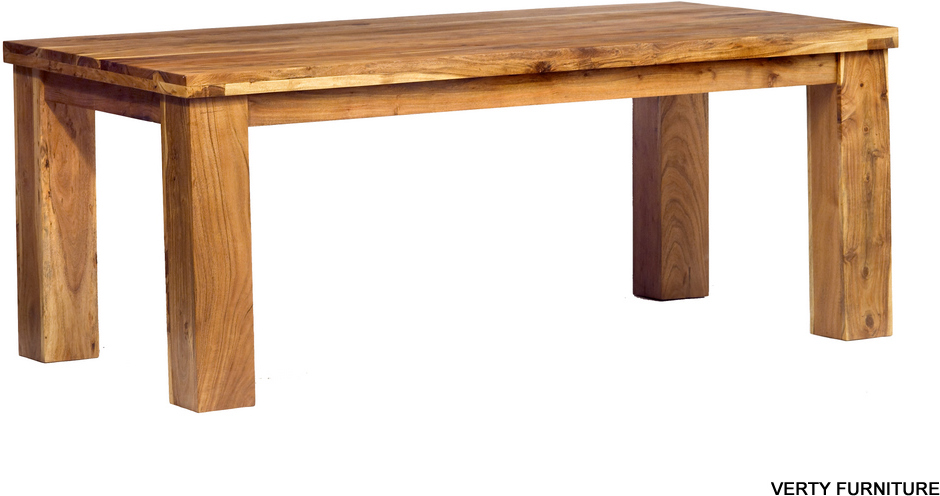 Acacia Dining Table Large Rustic Dining tables