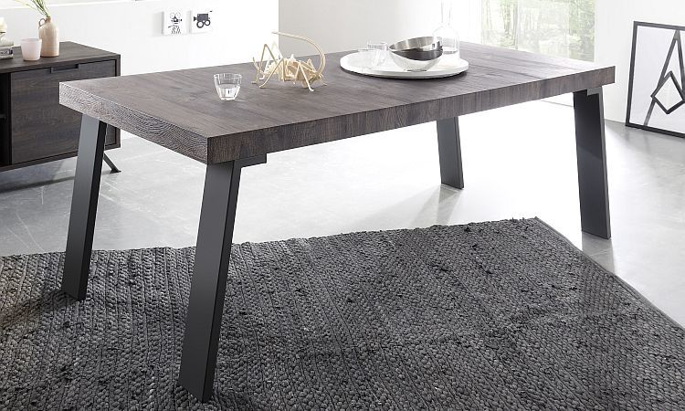 Charmant Palma Dining Table 190cm   Wenge Finish