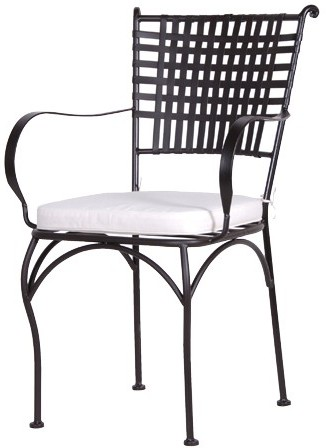 Lattice Garden Chair Garden chairs