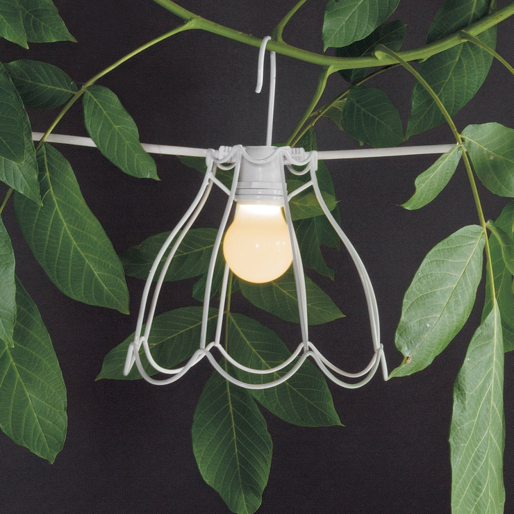 Seletti wire frame bell lampshade lamp shades seletti wire frame bell lampshade greentooth Images