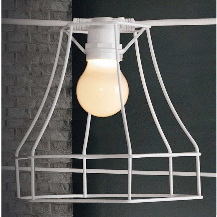 Seletti Wire Frame Bell Lampshade Lamp Shades
