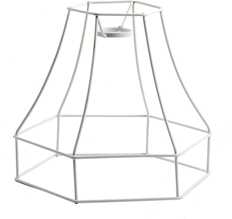 seletti wire frame bell lampshade