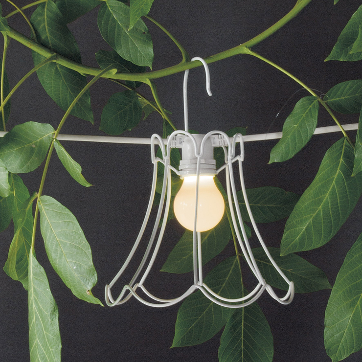 Seletti wire frame tulip lampshade white lamp shades seletti wire frame tulip lampshade white greentooth Gallery