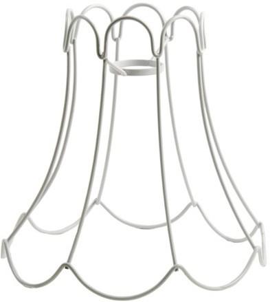 Seletti wire frame tulip lampshade white lamp shades seletti wire frame tulip lampshade white image 2 aloadofball Gallery