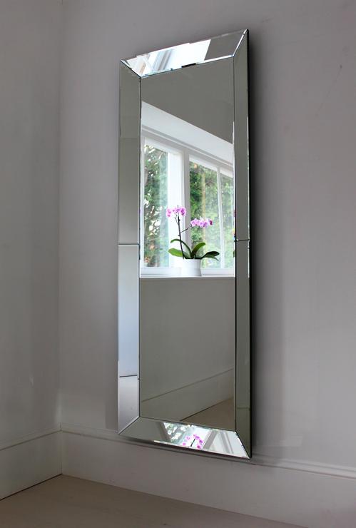 Plain Venetian Full Length Mirror Mirrors