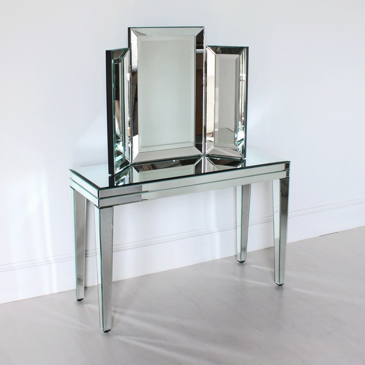Venetian Three Fold Modern Dressing Table Mirror Mirrors : mirrors 2598743 from furnish.co.uk size 740 x 740 png 615kB