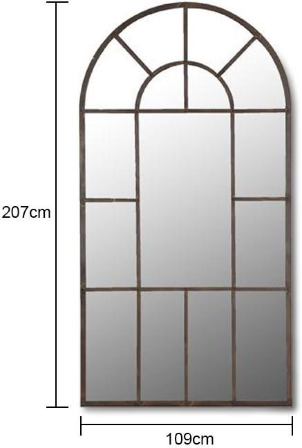 tall window pane mirror image 2