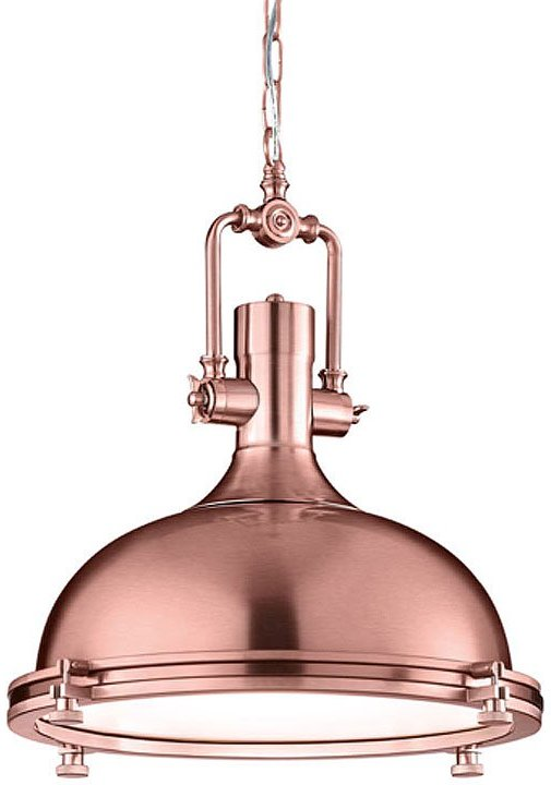 Boston industrial pendant lamp copper pendant lights boston industrial pendant lamp copper mozeypictures Image collections