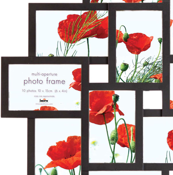 Maggiore V Multi Picture Frame Photo Frames