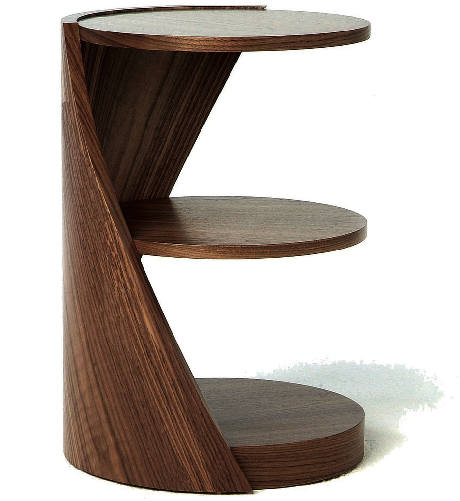 Tom Schneider DNA Single Strand Lamp Table Side Tables