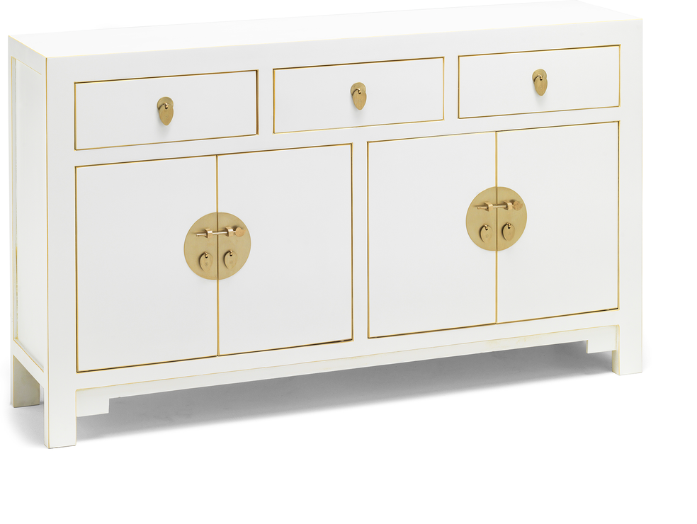 Large Classic Chinese Sideboard White Sideboards