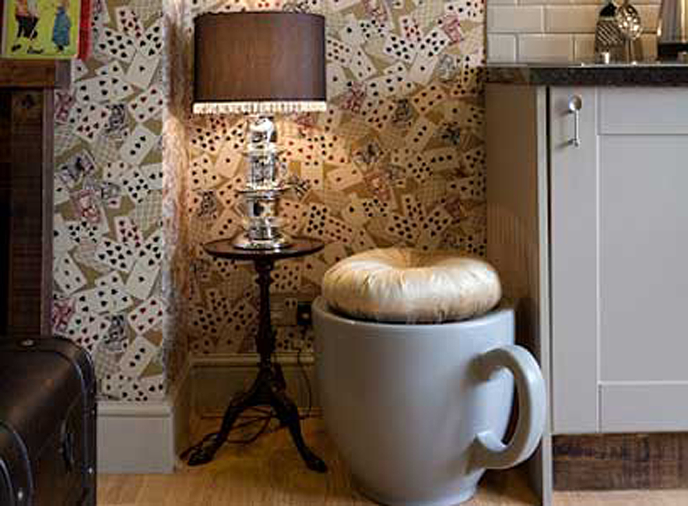 Tea Cup Stool By Holly Palmer Stools