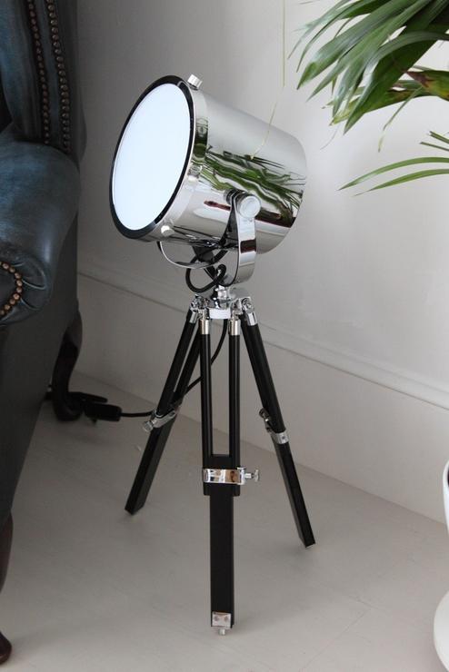 Hollywood Tripod Table Lamp