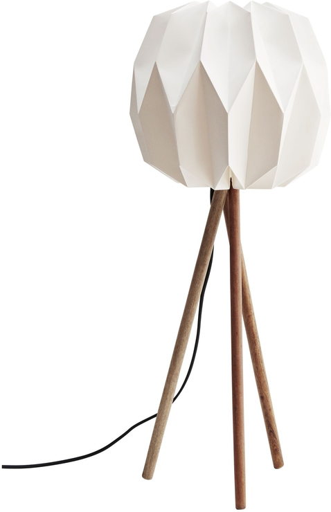 Origami Table Tripod Lamp   Narrow Or Wide Image 4