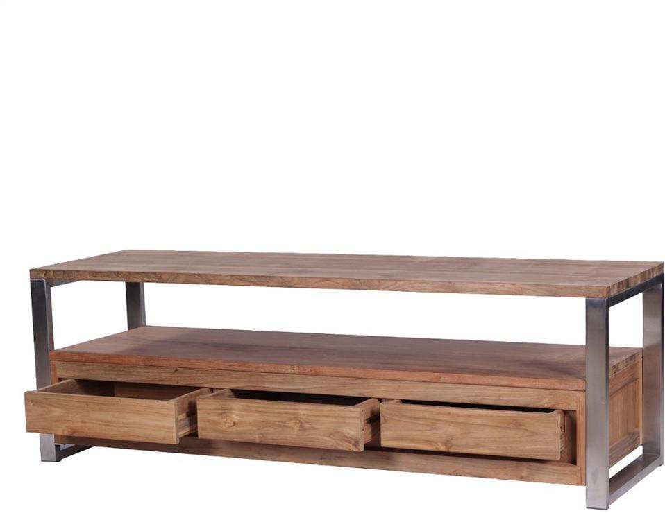 seger industrial tv unit tv media units. Black Bedroom Furniture Sets. Home Design Ideas