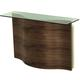 Wave console table by Tom Schneider