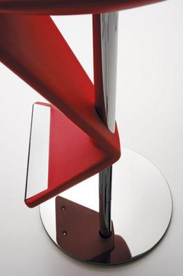 Zed Modern Gas Lift  Bar Stool image 5