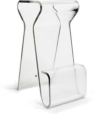 Umbra Clear Acrylic Magino Bar Stool