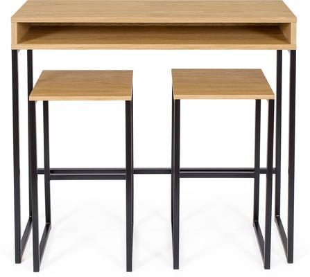 Frame desk stool image 4