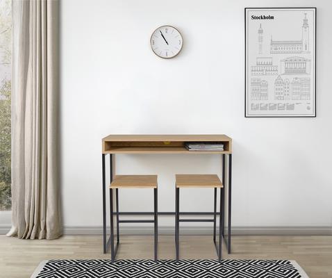 Frame desk stool image 6