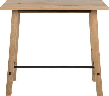 Stockhelm (Wild Oak) bar table