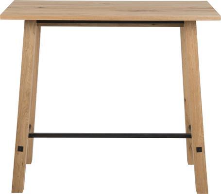 Stockhelm (Wild Oak) bar table