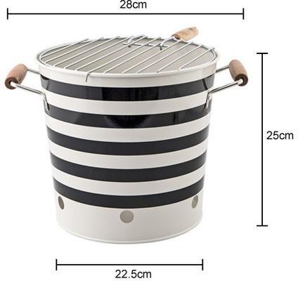 Bloomingville Barbecue Bucket image 4