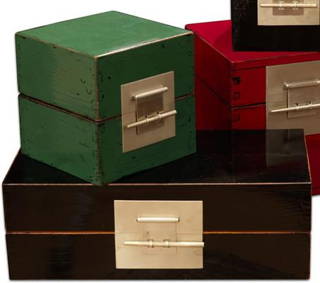 Rectangular Lacquer Box image 2