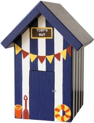Handmade Beach Hut Keepsake Box image 6