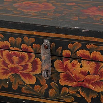 Shanxi Black Painted Box image 3