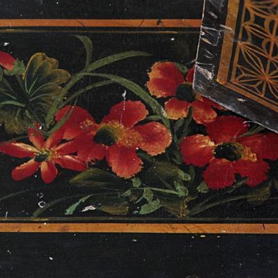 Shanxi Black Painted Box image 4