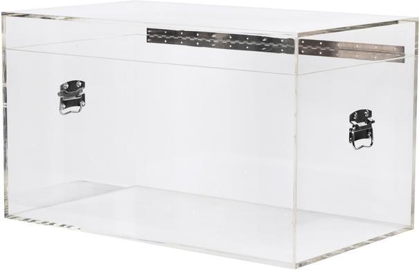 Transparent Storage Box
